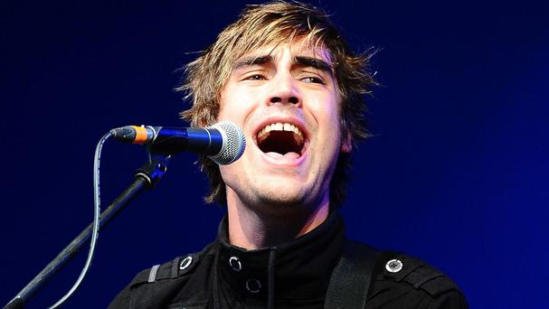 Charlie Simpson insists there is no animosity between him and his Busted bandmates