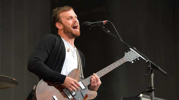 The Kings of Leon were the closing act