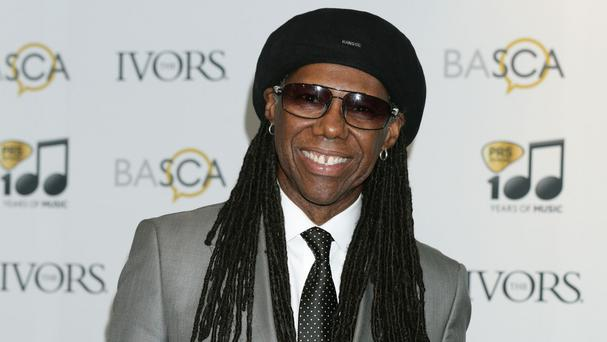 Nile Rodgers and Chic will perform at Belsonic
