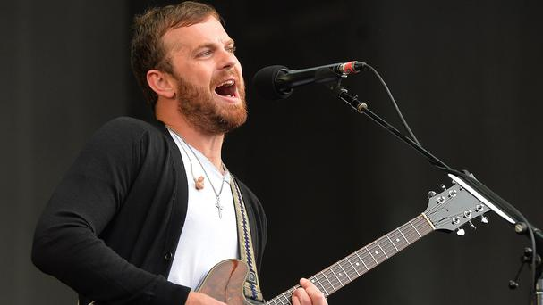 Kings Of Leon brought the Isle of Wight festival to a close
