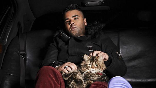 Naughty Boy has been working with One Direction
