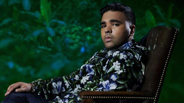 Naughty Boy has yet to start work on his second album