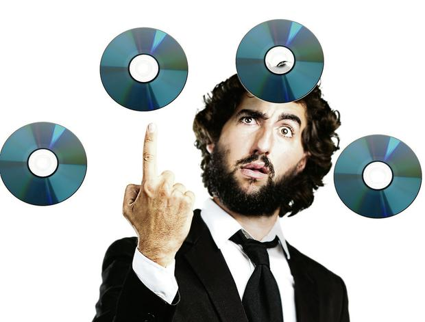 CDs bought outside the EU can be liable to import charges