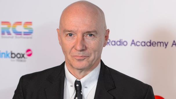 Midge Ure has a new album called Fragile