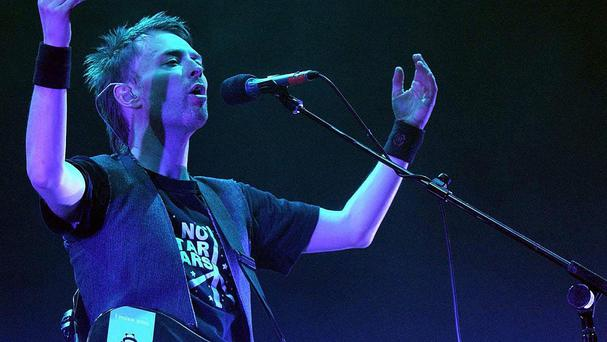 Radiohead are to begin touring later this month
