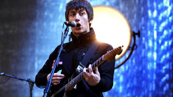 Arctic Monkeys are on a list that aims to find the greatest guitar riff of all time