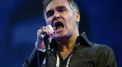 Controversial views: Morrissey has returned with a new album, but it's far from being his best work. Ian Gavan