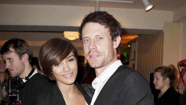 Frankie Sandford and Wayne Bridge have got married