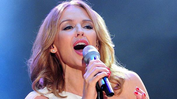 Kylie Minogue is part of the latest iTunes Festival line-up