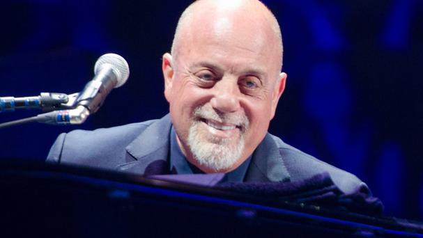 Billy Joel will receive the Gershwin Prize for Popular Song