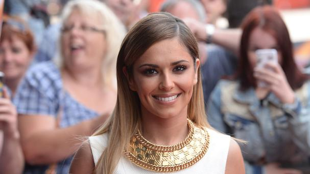 It's another chart-topping single for newlywed Cheryl Cole