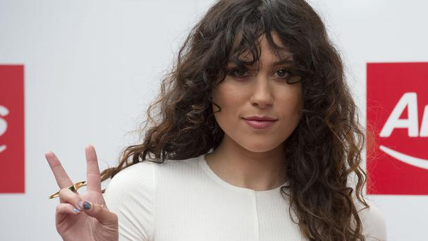 Eliza Doolittle's store concert was streamed online