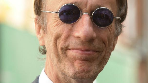 The final song to be written by Robin Gibb is to be released on an album of previously unheard recordings