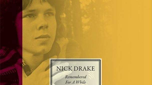 Cult star Nick Drake's lost session is to see the light of day four decades after his death
