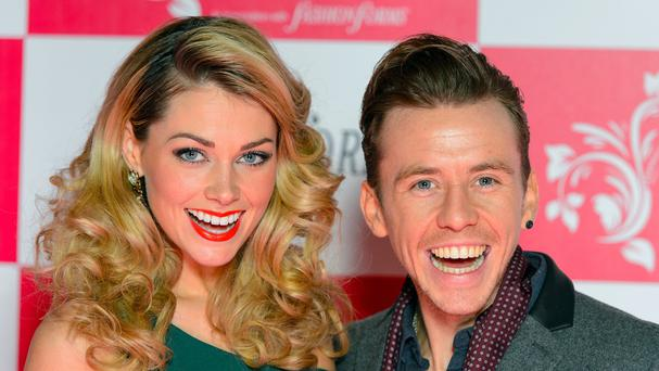 Georgia Horsley and Danny Jones have got married