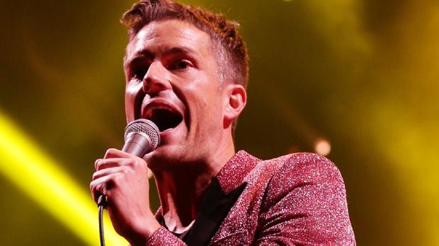 Brandon Flowers and The Killers have performed in Belfast