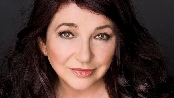 Kate Bush has become the first woman to have eight albums in the Official Albums Chart at the same time