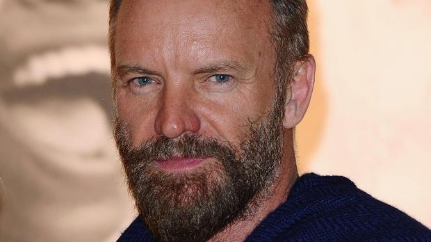 Sting is one of the few Britons to receive an honour from the US President