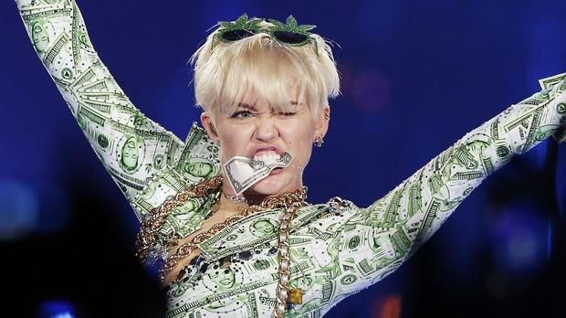 Miley Cyrus sparked anger with her show in Mexico