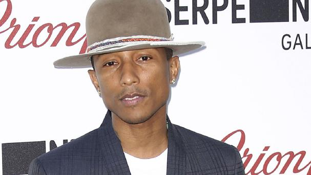 Pharrell Williams met parents who played Happy at their son's funeral
