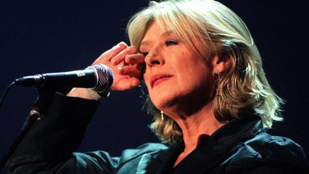 Marianne Faithfull is releasing a new album