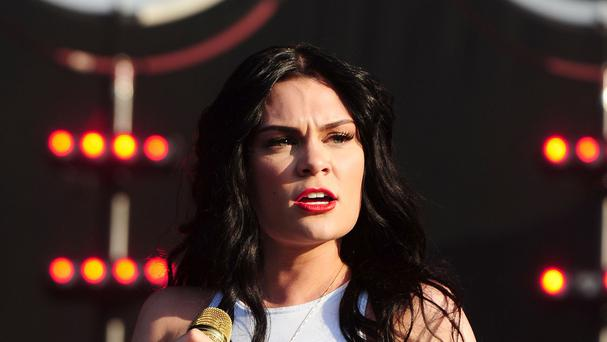 Jessie J performs has reached Number 1 for the third time
