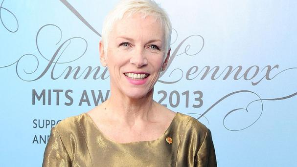 Annie Lennox Dragged This 'Radio Station Employee' Across Broken Glass