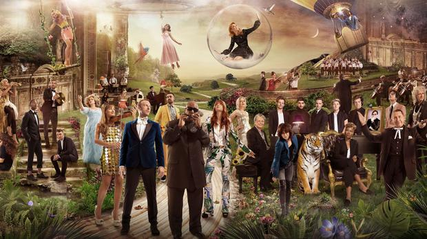 God Only Knows will be released as a single in aid of Children in Need (Steve Brown/BBC/PA)