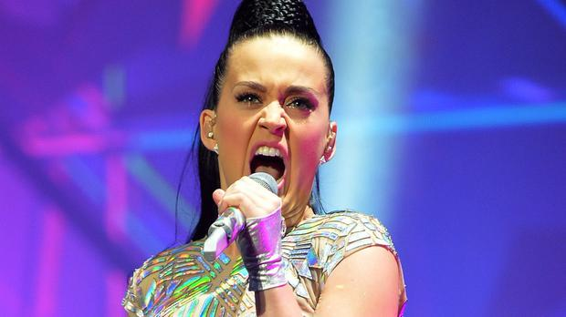 Katy Perry is said to be playing the Super Bowl half-time show