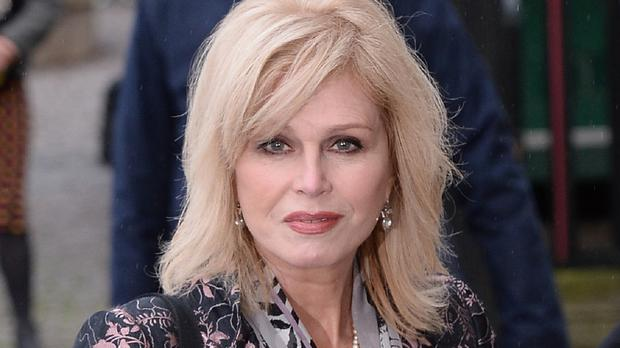 Joanna Lumley has given her voice to an album of seasonal poetry set to classical music, called Christmas Words For You