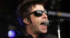 Liam Gallagher and his band Beady Eye have split up
