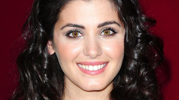 Katie Melua had a spider living in her ear