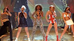 The Spice Girls' Wannabe was number one across the UK and Ireland in August 1996