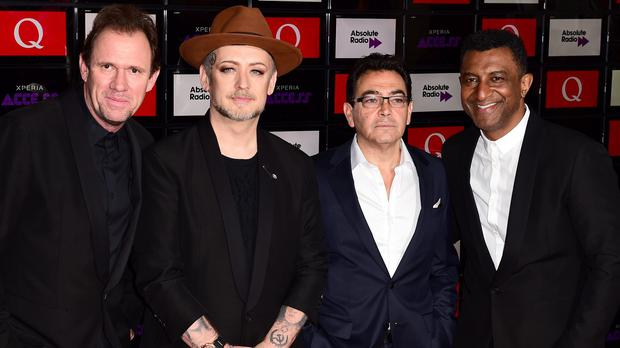 Culture Club have unveiled their comeback single More Than Silence