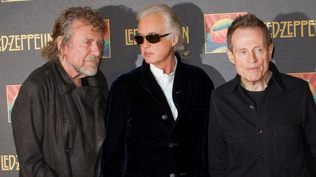 Rumours of a Led Zepplin reunion have been denied