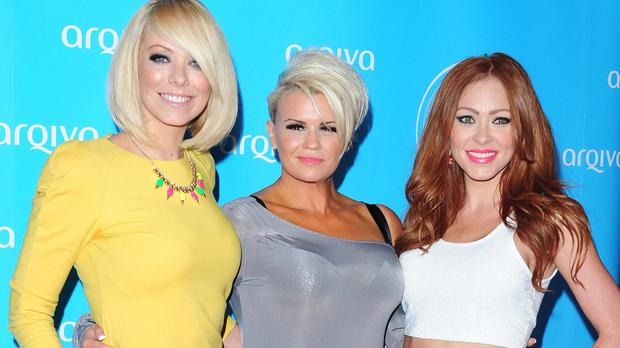 Liz McClarnon, Kerry Katona and Natasha Hamilton are making a new Atomic Kitten album