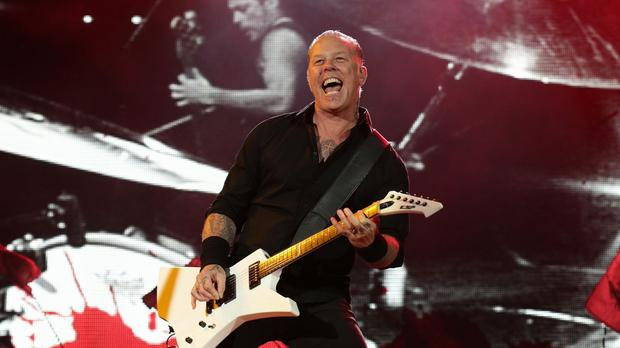 Metallica are heading for Reading and Leeds next year