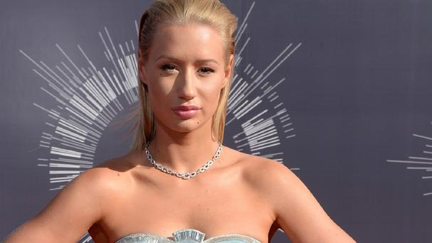 Iggy Azalea has thanks Will.i.am and Lupe Fiasco for their support