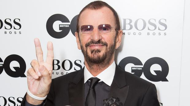 Ringo Starr Has Been Working On His 17th Album