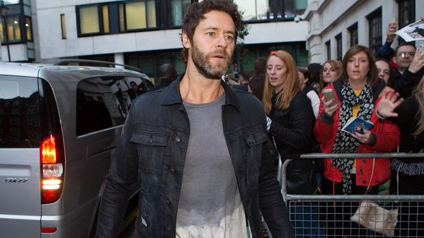 Howard Donald has got hitched