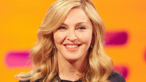 Madonna will take to the stage at the Grammys