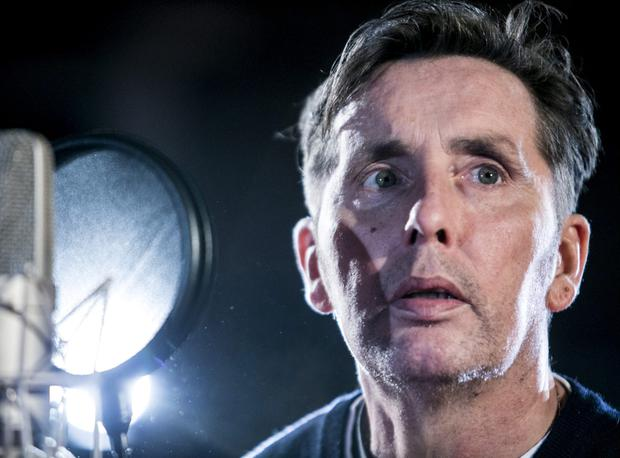 Christy Dignam of Aslan