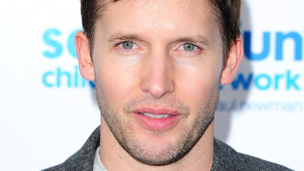 James Blunt has hit back at Noel Gallagher for calling him boring
