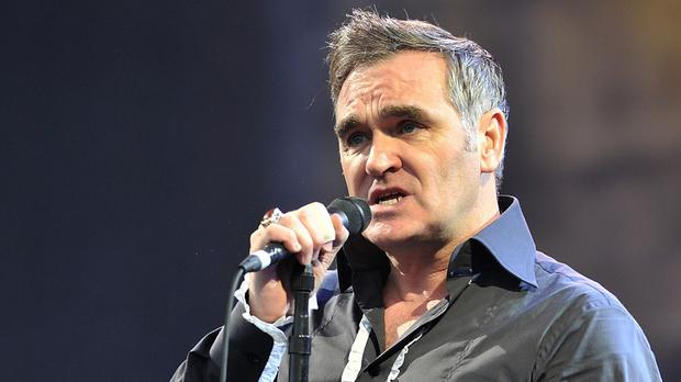Morrissey has cancelled a gig in Iceland because of a dispute over the venue's food