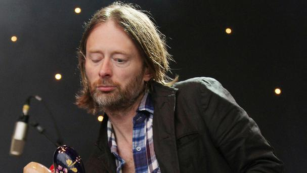 Radiohead are working on their ninth album