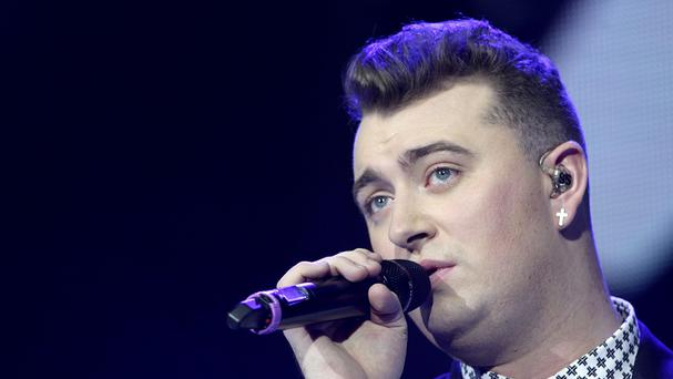 Sam Smith could clean up at the Grammys