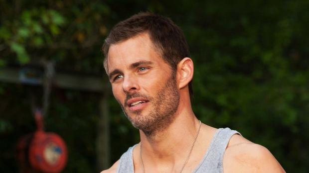 James Marsden stars in The Best Of Me (Entertainment One)