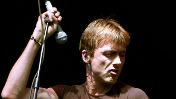 Suede, fronted by Brett Anderson, are being honoured with the NME's Godlike Genius award