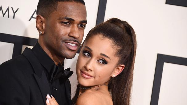Ariana Grande and rapper Big Sean