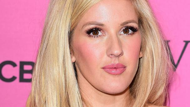 Ellie Goulding's reign looks set to continue